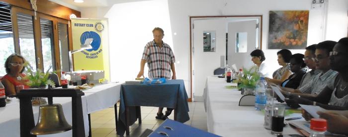 Francois Robert presentation